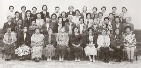 県立淡路高等女学校 39回 美徳会