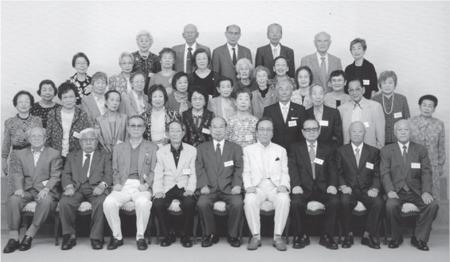 洲中48期生・高女43期生・洲高2期生同窓会
