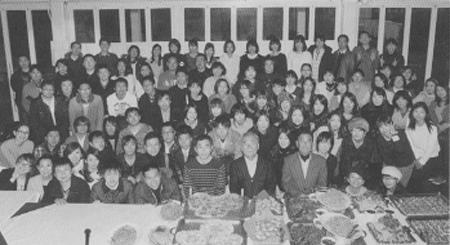 洲本高校第52期生同窓会