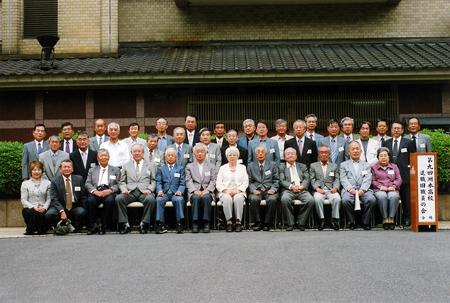 第9回洲本高校退職旧職員の会